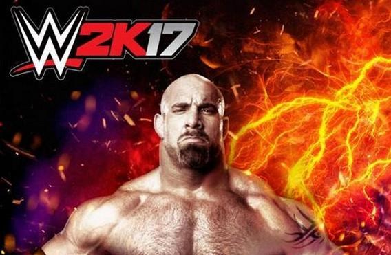 WWE 2K17 игра
