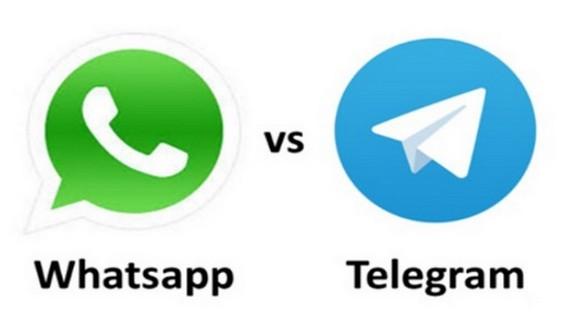 Whatsapp против Telegram. Защита от взлома
