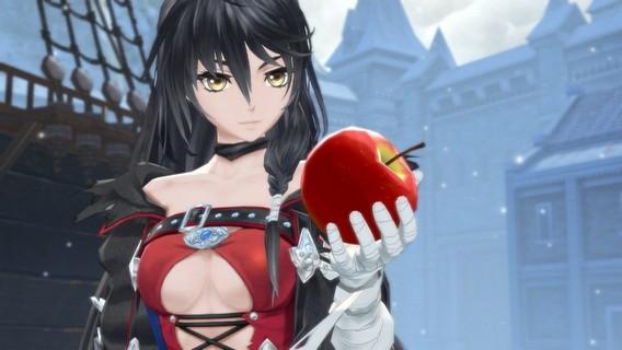 Японская ролевая игра Tales of Berseria