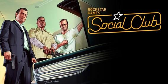 gta5 social club заставка