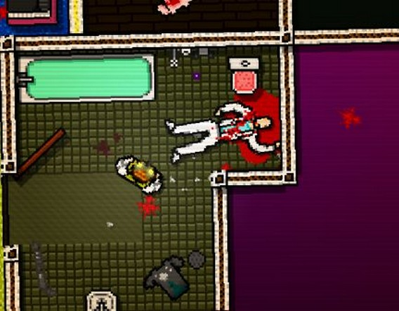 Hotline Miami Глава 2 Буква A