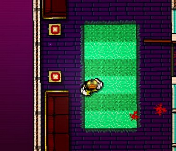 Hotline Miami Глава 15 Буква H