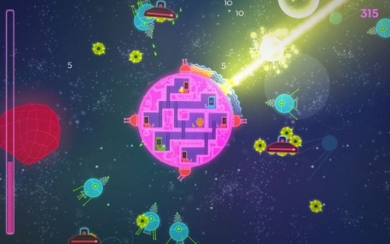 Игра Lovers in a Dangerous Spacetime