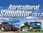 Игра Agricultural Simulator 2013 логотип