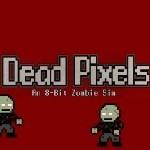 Игра Dead Pixels логотип