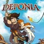 Игра Deponia логотип