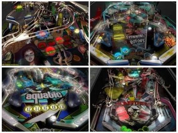 Игра Dream Pinball 3D