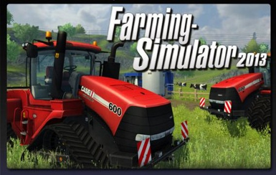 игра farming simulator 2013 логотип