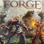 Игра Forge логотип