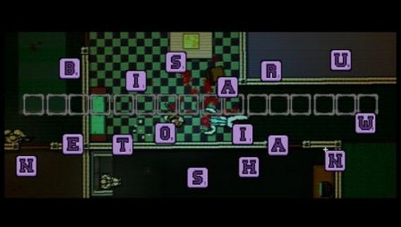 Игра Hotline Miami Puzzle Весь пазл