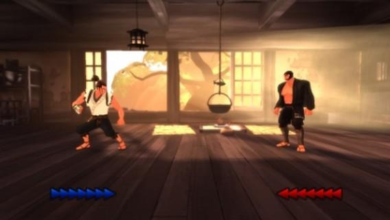 Игра Karateka