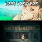 Игра Lone Survivor логотип