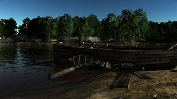 игра miasmata лодка в начале игры