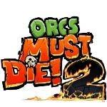 Игра Orcs Must Die 2 логотип