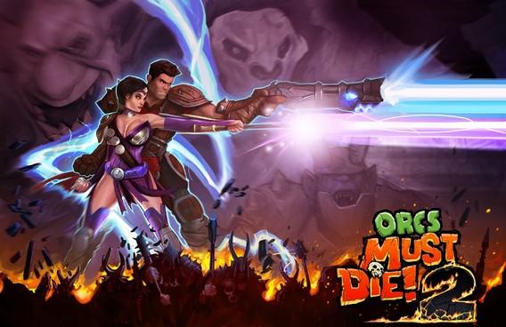Игра Orcs Must Die 2 обои