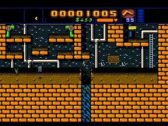 Игра Retro City Rampage 2D
