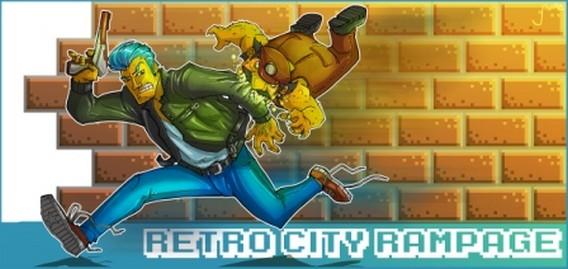 Игра Retro City Rampage