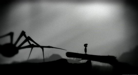 Картинки Limbo Паук