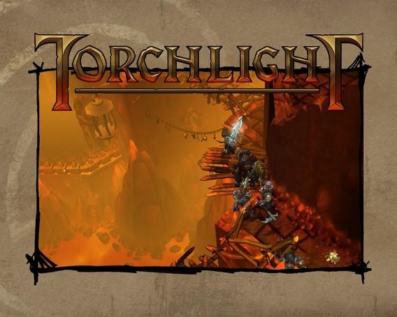 Обои Torchlight