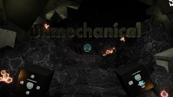 Обои Unmechanical